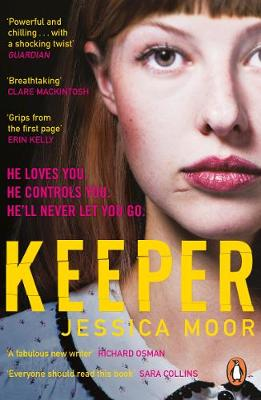 Keeper: The breath-taking literary thriller