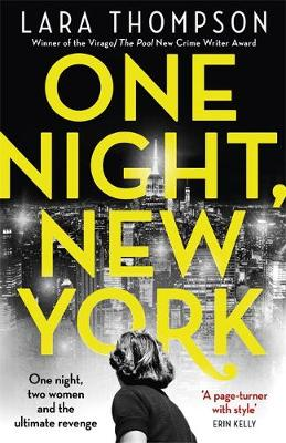 One Night, New York: 'A page turner with style' ...