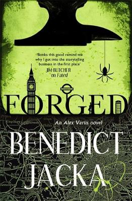 Forged: An Alex Verus Novel from the New Master of Magical L...