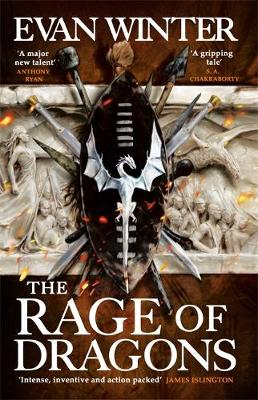 Rage of Dragons, The: The Burning, Book One