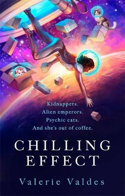 Chilling Effect: Captain Eva Innocente, Book 1