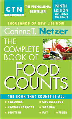 Complete Book Of Food Counts, 9th Edition, The