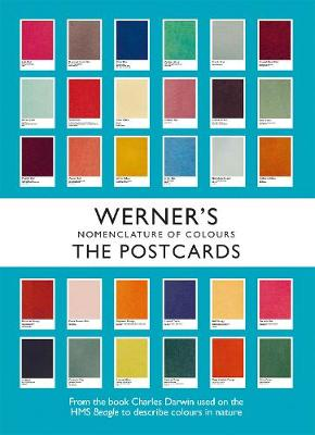 Werner's Nomenclature of Colours: The Postcards