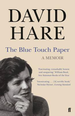Blue Touch Paper, The: A Memoir