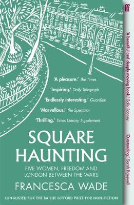 Signed Bookplate Edition: Square Haunting: Five Women, Freed...