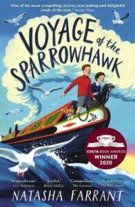 Voyage of the Sparrowhawk: Winner of the Costa Children's Book Award 2020