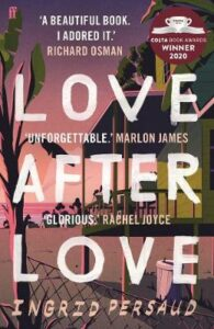 Love After Love: Winner of the 2020 Costa First Novel Award