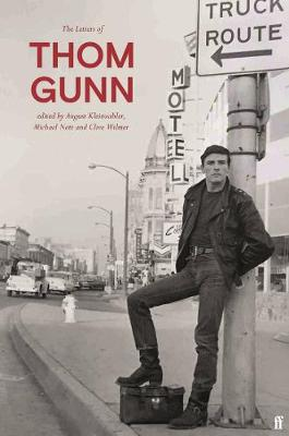Letters of Thom Gunn, The