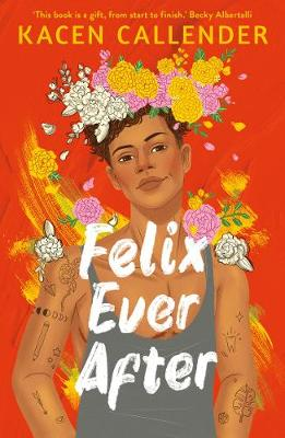 Signed Bookplate Edition: Felix Ever After