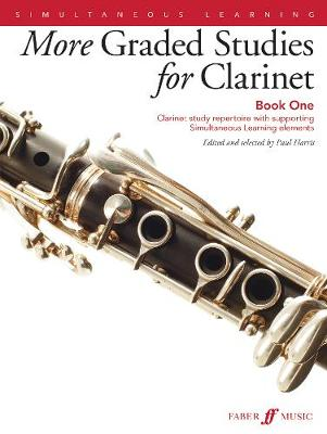 More Graded Studies for Clarinet Book One