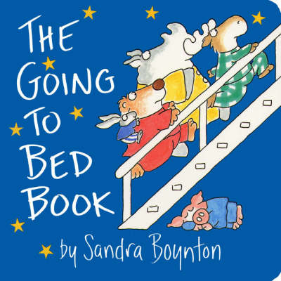 Going To Bed Book, The
