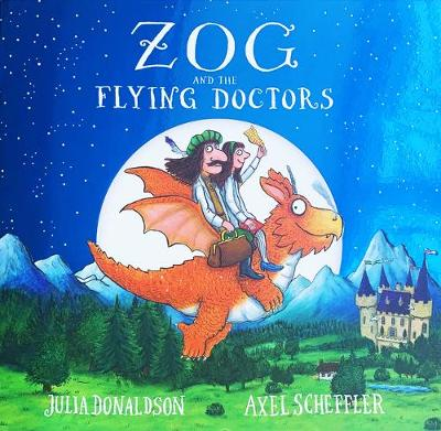Zog and the Flying Doctors foiled PB