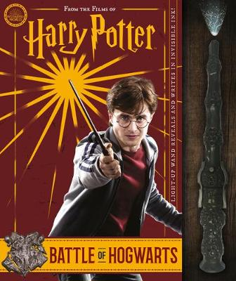 Battle of Hogwarts and the Magic Used to Defend It (Harry Po...