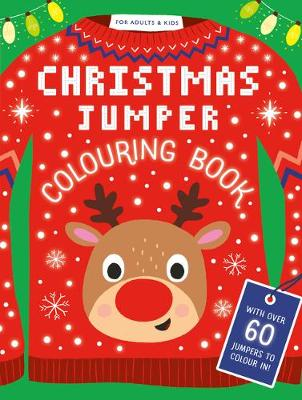 Christmas Jumper Colouring Book, The