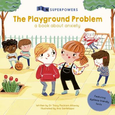 Playground Problem, The: A Book about Anxiety