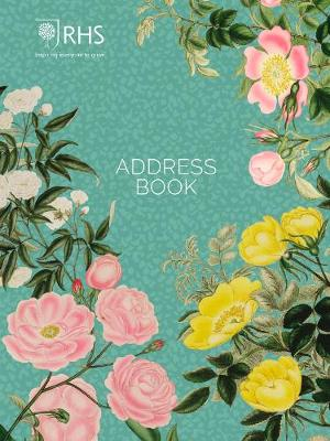 Royal Horticultural Society Pocket Address Book