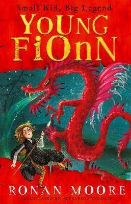 Young Fionn: Small Kid, Big Legend