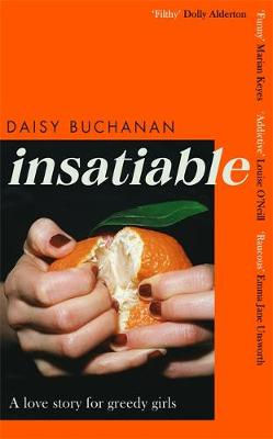 Signed First Edition: Insatiable
