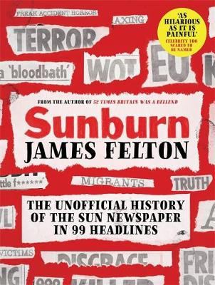 Sunburn: The unofficial history of the Sun newspaper in 99 h...