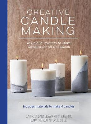 Creative Candle Making: 12 Unique Projects to Make Candles f...