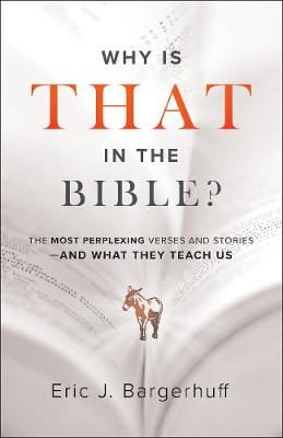Why Is That in the Bible?: The Most Perplexing Verses and Stories–and What They Teach Us