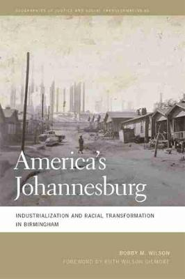 America's Johannesburg: Industrialization and Racial T...