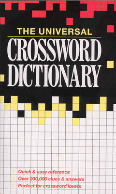 Universal Crossword Dictionary, The