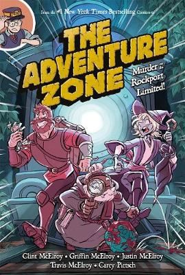Adventure Zone: Murder on the Rockport Limited!, The