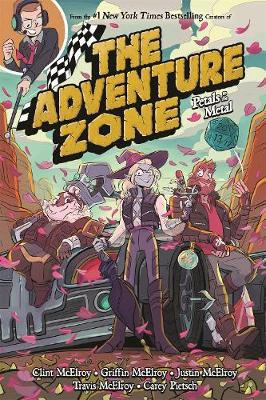 Adventure Zone: Petals to the Metal, The