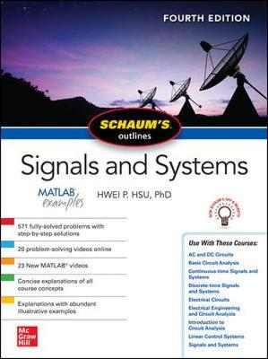 Schaum's Outline of Signals and Systems, Fourth Editio...