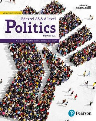 Edexcel GCE Politics AS and A-level Student Book and eBook