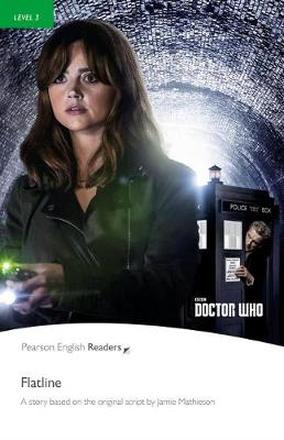 Level 3: Doctor Who: Flatline Book & MP3 Pack