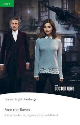 Level 3: Doctor Who: Face the Raven Book & MP3 Pack
