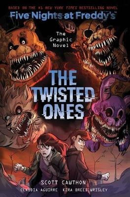 Twisted Ones (Five Nights at Freddy's Graphic Novel 2), The