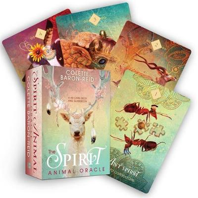 Spirit Animal Oracle, The: A 68-Card Deck and Guidebook