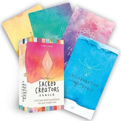 Sacred Creators Oracle, The: A 67-Card Deck & Guidebook ...