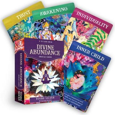 Divine Abundance Oracle Cards: A 51-Card Deck