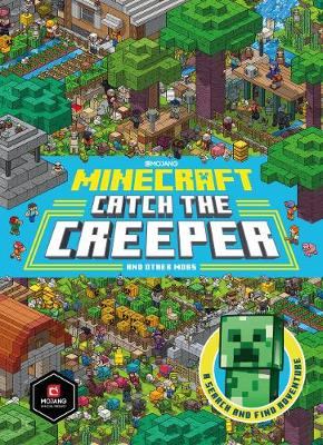 Minecraft Catch the Creeper and Other Mobs: A Search and Fin...