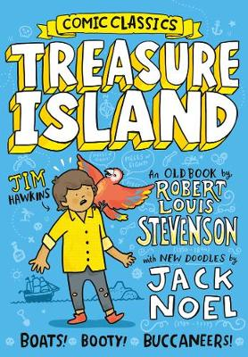 Comic Classics: Treasure Island