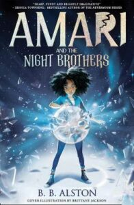Amari and the Night Brothers