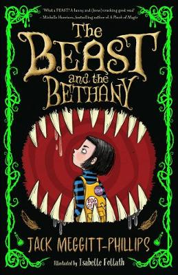 Signed Bookplate Edition The Beast and the Bethany