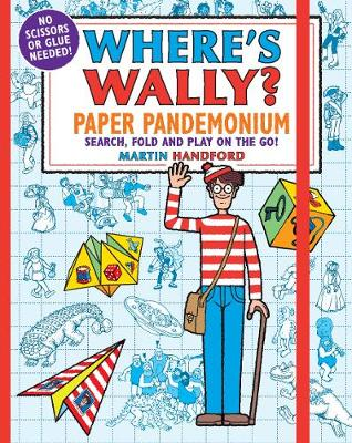 Where's Wally? Paper Pandemonium: Search, fold and pla...