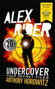 Alex Rider Undercover: Four Secret Files