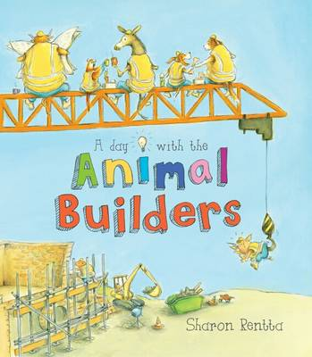 Day with the Animal Builders, A