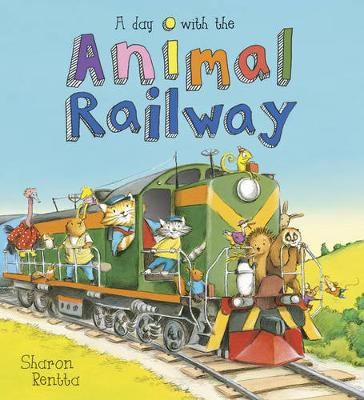 Day with the Animal Railway, A