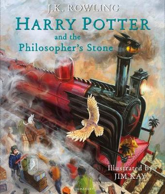 Harry Potter and the Philosopher's Stone: Illustrated ...