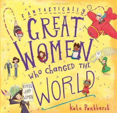 Fantastically Great Women Who Changed The World: Gift Editio...