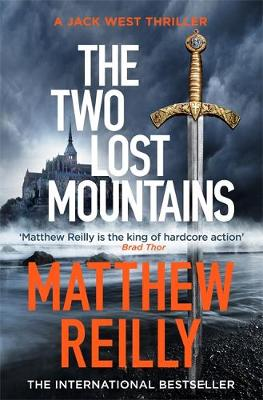 Two Lost Mountains, The: The Brand New Jack West Thriller