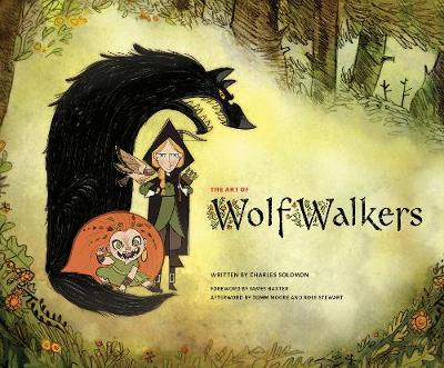 Art of Wolfwalkers, The