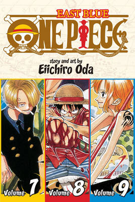 One Piece (Omnibus Edition), Vol. 3: Includes vols. 7, 8 & 9